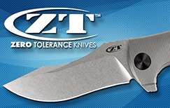 View Zero Tolerance Knives