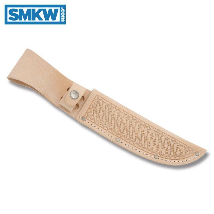 Leather Fixed Blade Knife Sheath Smkw