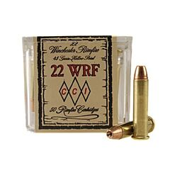 CCI 22 Winchester Rimfire 45 Grain Jacketed Hollow Point 50 Rounds