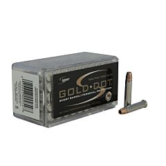 Speer Gold Dot Short Barrel 22 Winchester Magnum Rimfire 40 Grain Jacketed Hollow Point 50 Rounds
