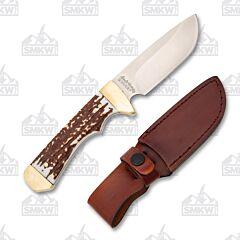 Uncle Henry Next Gen 1116404 Staglon Elk Hunter Fixed Blade