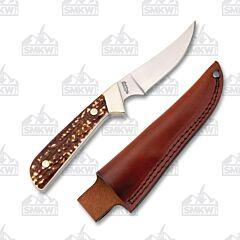 Uncle Henry Next Gen 1116414 Staglon Fixed Blade