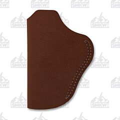 BIANCHI Model 6 Right Hand Carry Brown Leather Holster Size 11