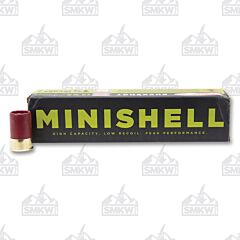 "Aguila MiniShells Buckshot 12 Gauge 1.75"" 5/8 oz 20 Rounds"