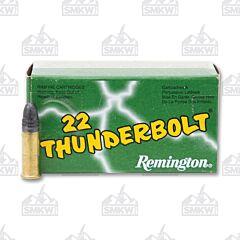 Remington Thunderbolt 22 LR 40 gr Round Nose 50 Rounds