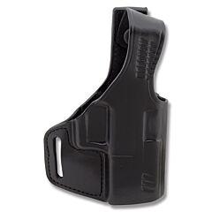 Bianchi Model 75 Venom Belt Slide Holster - Springfield XD-9/XD40 - Black - Right Hand