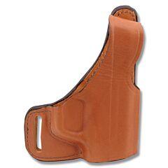"Bianchi Model 75 Venom Belt Slide Holster S&W M&P Shield 9mm  3.1"" BBL Tan Right Hand"