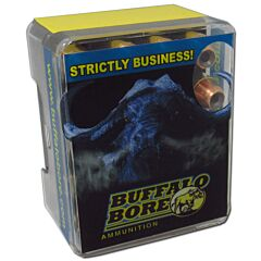 Buffalo Bore 460 Rowland 185 Grain Jacketed Hollow Point 20 Rounds