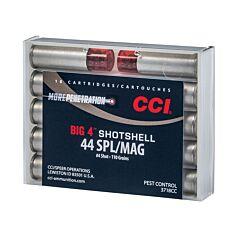 CCI Big 4 44 Special 110 Grain #4 Shotshell 10 Rounds