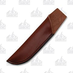 ESEE Knives Left Hand Brown Leather Sheath