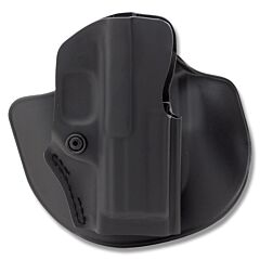 """Safariland Open Top Concealment Belt Clip Holster with Detent - FN FNS 9mm/.40 - 4.0""""BBL - Right Hand"""