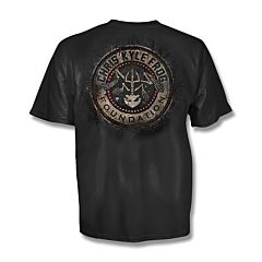Chris Kyle Frog Foundation Gritty Distressed T-Shirt - XXXL