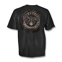 Chris Kyle Frog Foundation Gritty Distressed T-Shirt - XL