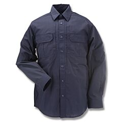 5.11 Taclite Pro Long Sleeve Shirt - Navy Blue - Small