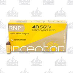 Inceptor Sport Utility 40 S&W 97 Grain RNP 50 Rounds