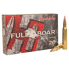 Hornady Full Boar 270 Winchester 130 Grain GMX Polymer Tip Boat Tail 20 Rounds