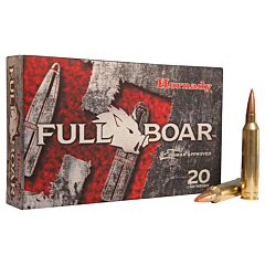 Hornady Full Boar 7mm Remington 139 Grain GMX Polymer Tip Boat Tail 20 Rounds