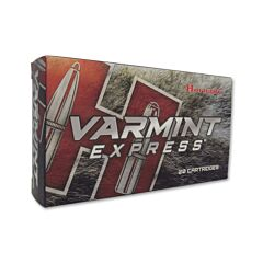 Hornady Varmint Express 6mm Creedmoor 87 Grain Polymer Tip 20 Rounds