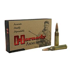 Hornady Custom 338 Lapua Magnum 250 Grain Spire Point 20 Rounds
