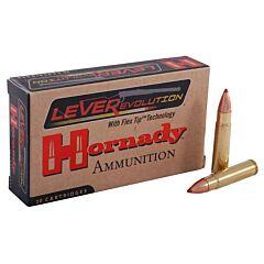 Hornady LEVERevolution 35 Remington 200 Grain Flex Tip Expanding 20 Rounds