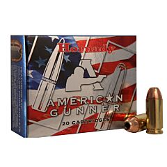 Hornady American Gunner 40 S&W 180 Grain XTP Jacketed Hollow Point 20 Rounds