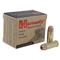 Hornady Custom 480 Ruger 325 Grain XTP Jacketed Hollow Point 20 Rounds
