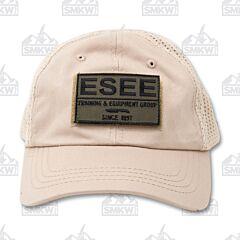 ESEE Khaki Colored Adventure Cap