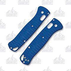 Allen Putman Blue Bugout G-10 Scales