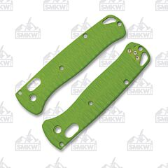Allen Putman Neon Green Bugout G-10 Scales