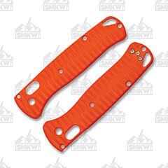 Allen Putman Orange Bugout G-10 Scales