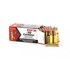 Aguila 30 Carbine 110 Grain Full Metal Jacket 50 Rounds