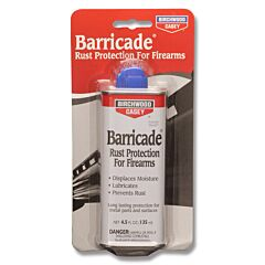 Birchwood Casey Barricade Rust Protection for Firearms - 4.5oz
