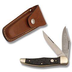Boker 2-Blade Folding Hunter Black