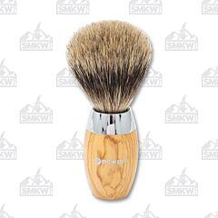 Boker Modern Olive Shaving Brush