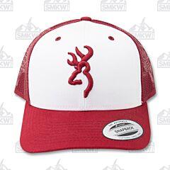 Browning Red Fielder Hat