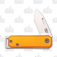 Bear and Son 109 Slip Joint Folder Orange