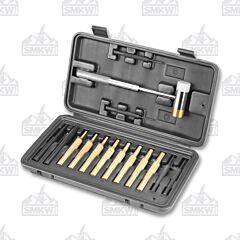Wheeler Hammer & Punch Set Plastic Case