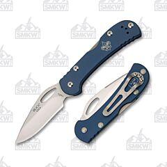 Buck Boy Scouts of America Mini Spitfire Blue Aluminum