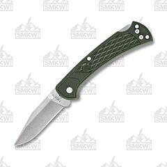 Buck OD Green Slim Select 112 Ranger