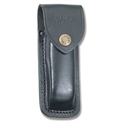 Buck 110 Folding Hunter Black Leather Sheath Model 110/LEATHER SHEATH