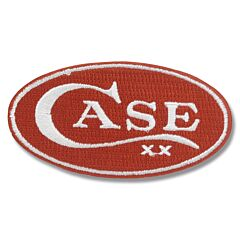 Case Oval Patch