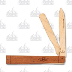 Case Hardwood Doctors Wood Knife Kit Model CA1285W