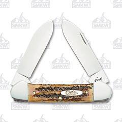 Case 6.5 BoneStag Dual Spear Canoe