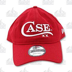 Case New Era Adjustable Cap Red