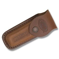 """Case Leather Sheath fits Trapper Knives up to 4-1/8"""" Closed Model 980"""