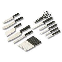 Diamond Cut 21pc Kitchen Set