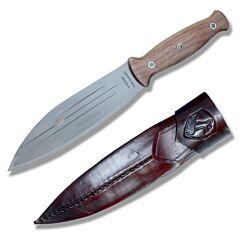 Condor Tool & Knife Primitive Bush Knife Walnut