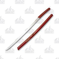 Master Cutlery Shirasaya Dragon Sword Brown Wood