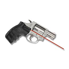 Crimson Trace Lasergrips Red Laser for S&W J-Frame Round Butt Model JL-350