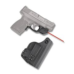 Crimson Trace Laserguard Red Laser for Shield 45 with Holster Model LG-485GHBT